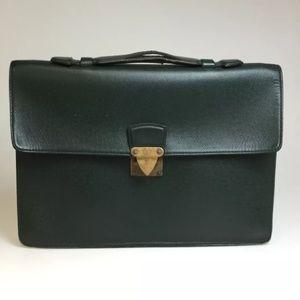 Authentic Louis Vuitton Epi Leather Briefcase 💼